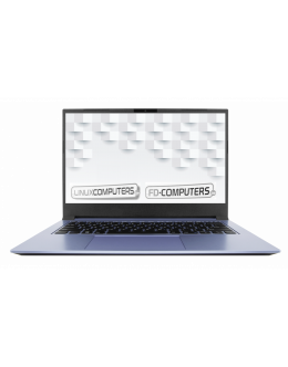 "Quality FD-Computers - Intel 14"" Ultrabook LINUX I5-1135G7 11th gen - 11h30 battery"