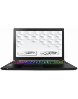 "Quality FD-Computers Intel 15,6"" CAD Laptop 4K-Oled-scherm - I7-9750H-16GB-500GB-SSD-NVIDIA-QUADRO-P3200-6GB"