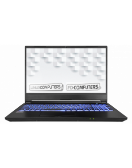 "Quality FD-Computers Intel 15,6"" Gaming Laptop - I7-10750H-8GB-500GB-SSD-NVIDIA-GTX1650-4GB"