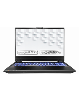 "Quality FD-Computers  Intel 15,6"" Gaming Laptop - I7-10750H-12GB-500GB-SSD-NVIDIA-GTX1660ti-6GB"