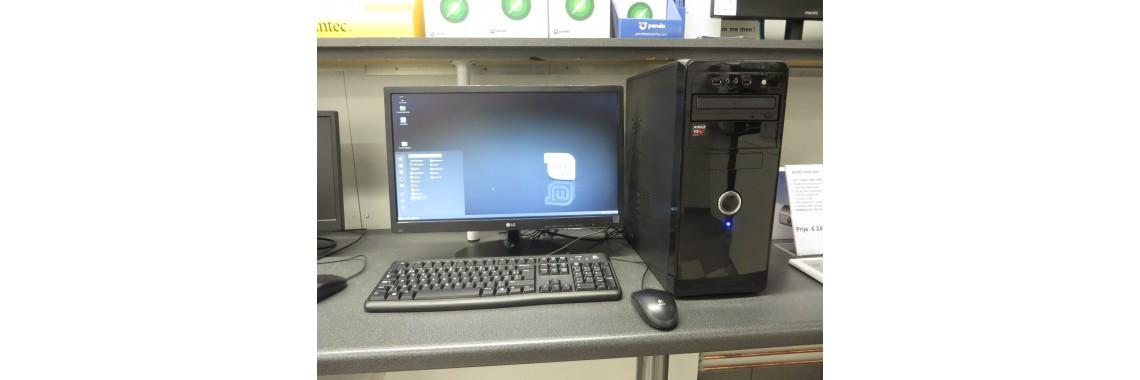 100 % compatible Linux desktops