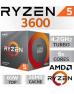 Quality FD-Computers - own assembly High-end-pc-AMD-RYZEN-5-3600-12GB-250Gb-SSD-1000Gb