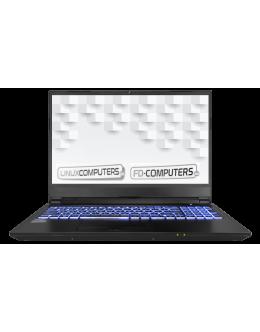 "Quality FD-Computers  Intel 15,6"" Gaming Laptop - I7-10870H-8GB-500GB-SSD-NVIDIA-RTX3060-6GB"